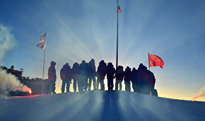 An unconventional approach to implementing the complicated Kolarctic program