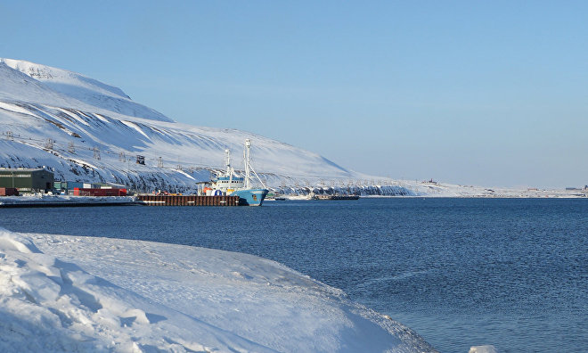 Arctic expedition onboard Swedish icebreaker to depart from Spitsbergen (Svalbard) on Tuesday