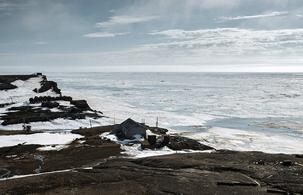 WWF: Arctic coast eroding rapidly due to climate change