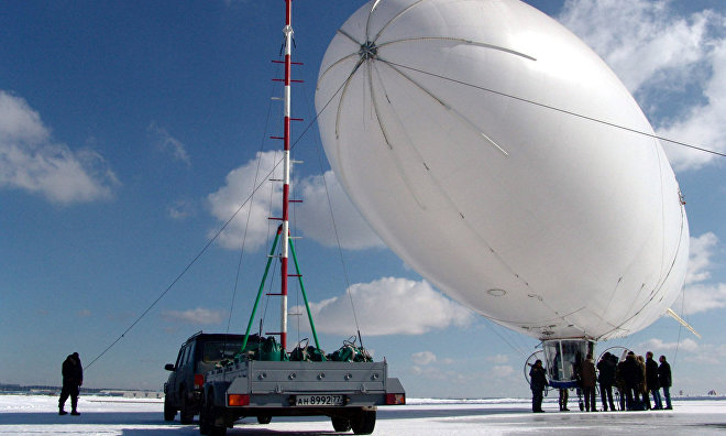 Airships to link Arctic with Siberia