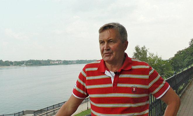 Mikhail Suprun