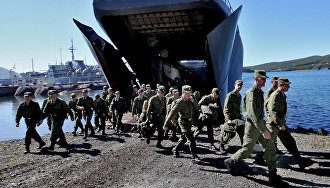 Russian Defense Ministry to establish a coastal defense division in Chukotka in 2018