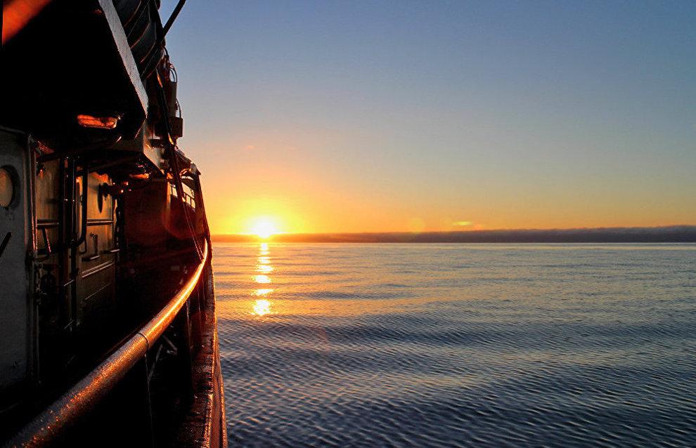 The Kartesh in the Kara Sea