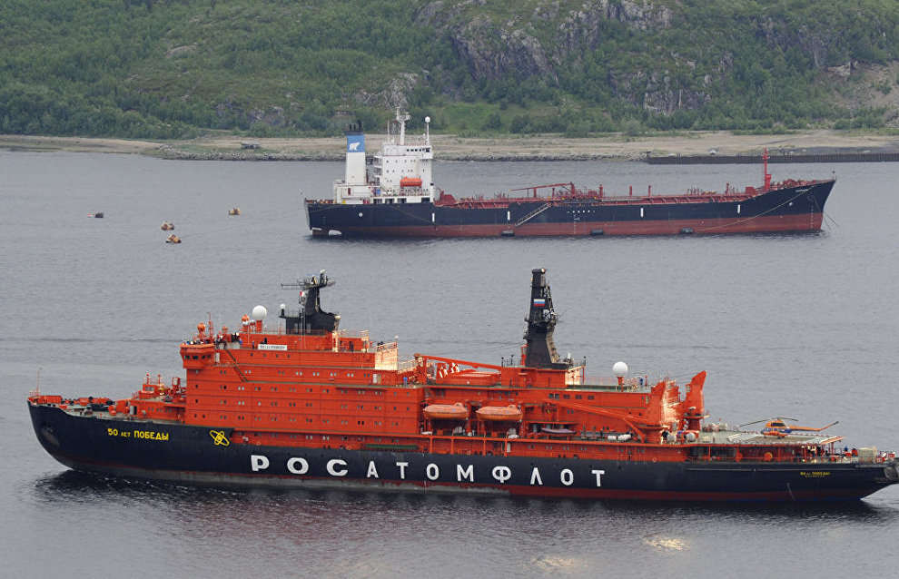 Arctic Council to meet on board the nuclear icebreaker 50 Let Pobedy under the aegis of Russia's Security Council