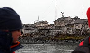 Tikhaya Harbor