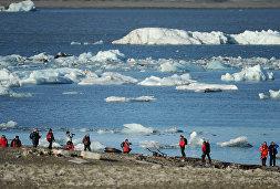 В «Русской Арктике» прошёл последний круиз 2016 года
