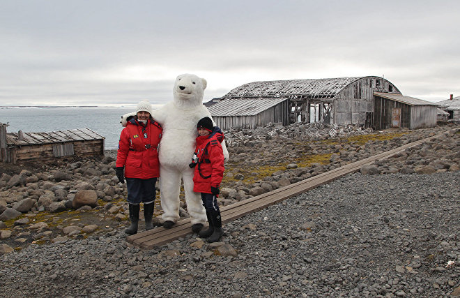 Rosturism sets up Arctic tourism working group