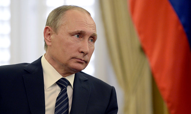 Putin: Arctic must be free of geopolitical games