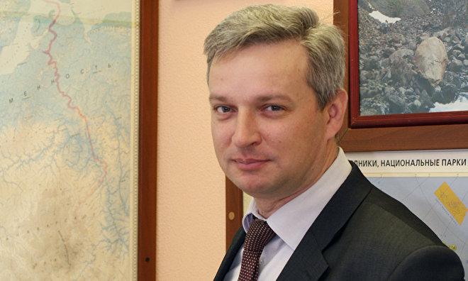 Taimyr Nature Reserves Director Viktor Matasov