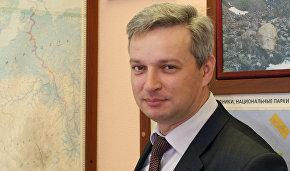 Директор ФГБУ «Заповедники Таймыра» Виктор Викторович Матасов
