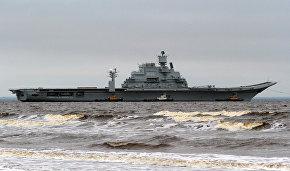 Корабли Северного флота провели антитеррористические учения у платформы «Приразломная»