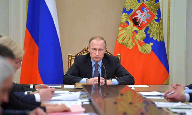 Putin to discuss Russian Arctic development at a government meeting on September 7