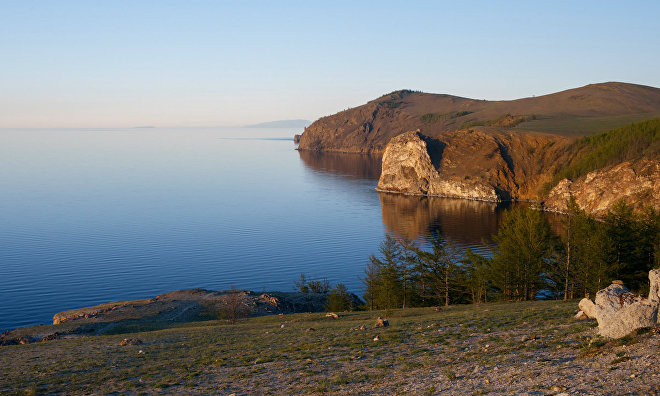 Sergei Ivanov meets with UNEP patron of the oceans to discuss protection of Lake Baikal's ecosystem