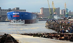 Rosatomflot: Nuclear-powered icebreaker Arktika to start operating in 2019