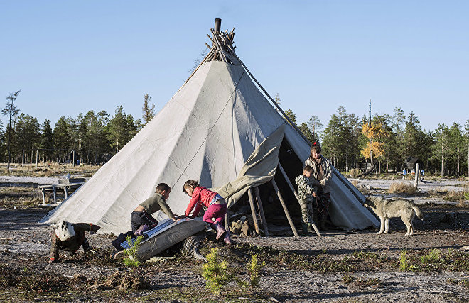 Kunstkamera provides insight into Taimyr nomad and Ekven Eskimo culture