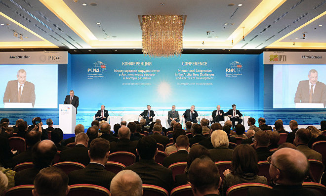 Arctic – Territory of Dialogue Forum to be held in Arkhangelsk in March 2017