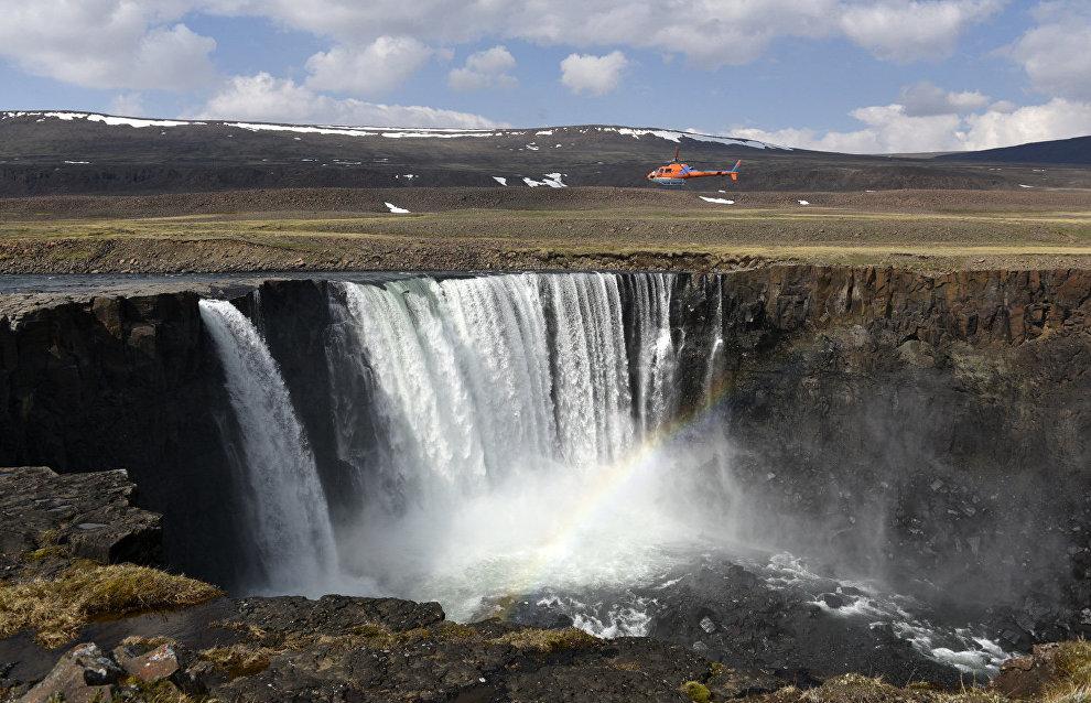 Oran Falls