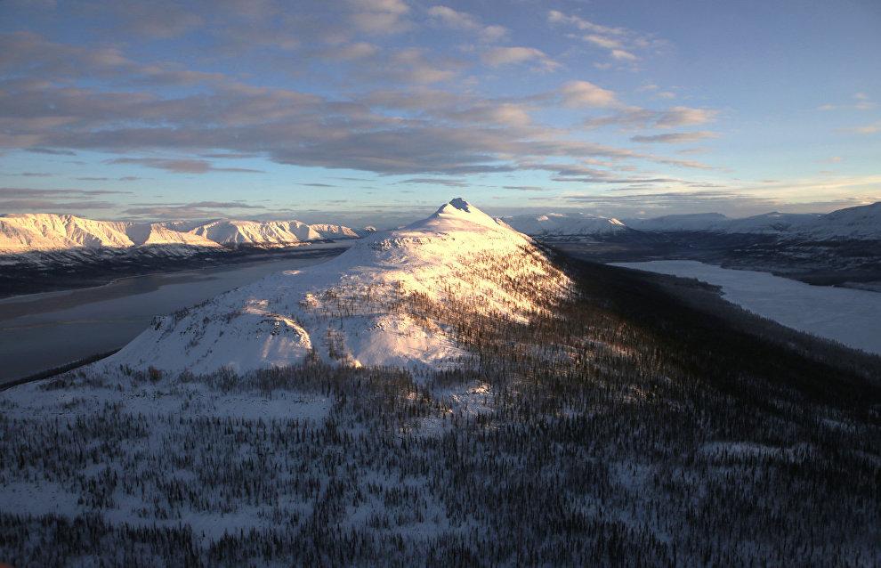 Akyrma Mountain