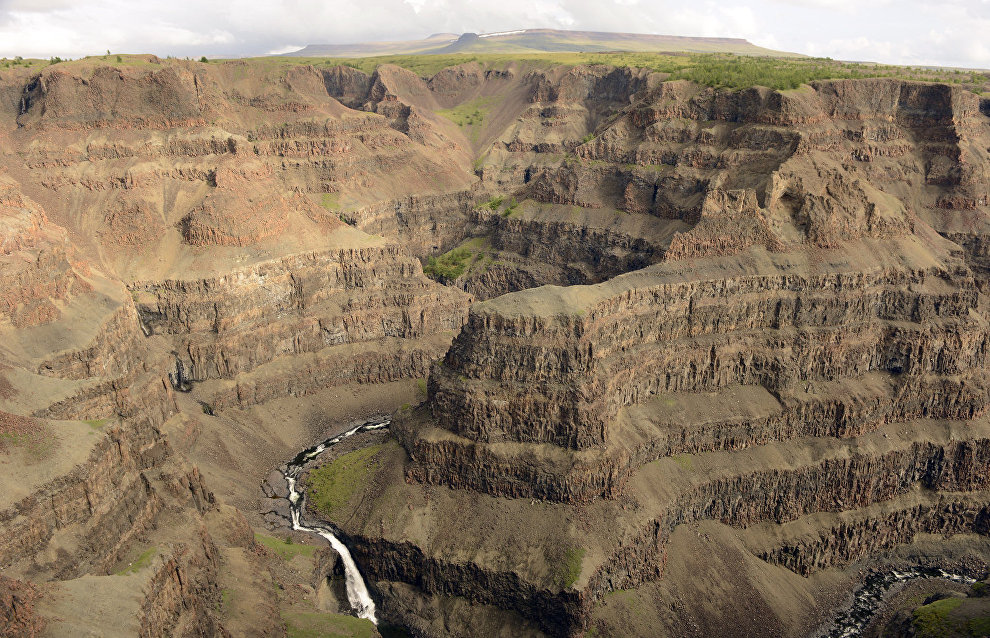 Kanda River Canyon