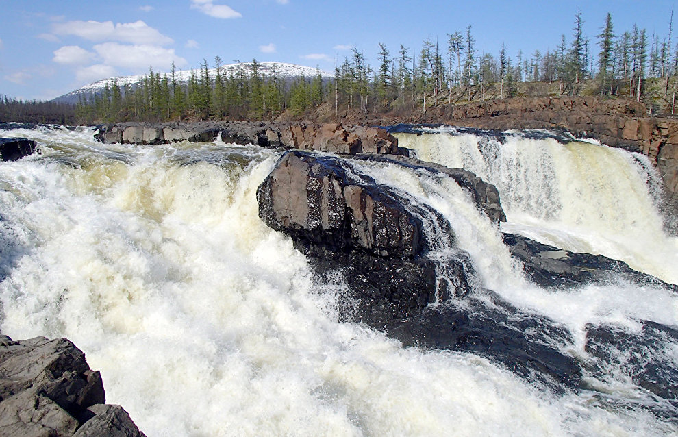 Dulismar Falls