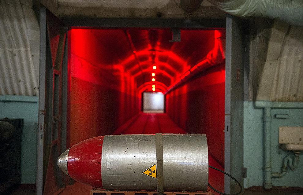 Учёные обнаружили следы ядерных испытаний в водах Северного ледовитого океана