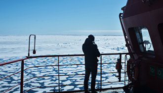 Record low Arctic sea ice minimum observed in 2016