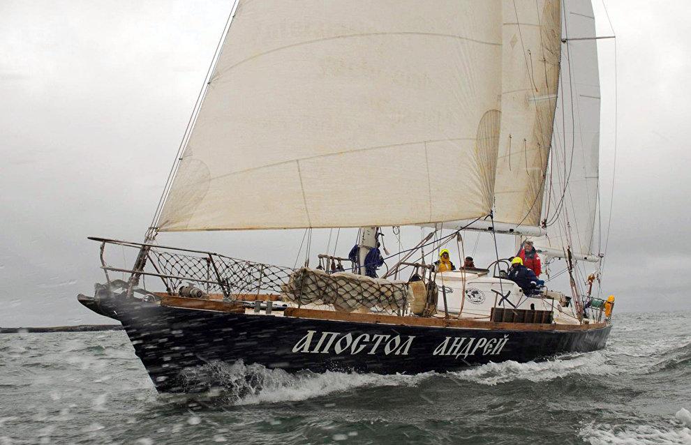 Apostol Andrey yacht