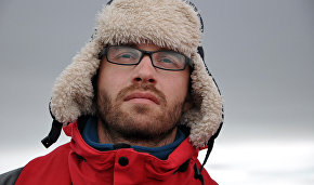 Alexander Kirilov, Acting Director of the Russian Arctic National Park