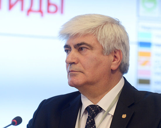 Deputy Governor of the Tomsk Region for Scientific and Education Affairs and Innovation Policy Mikhail Sonkin