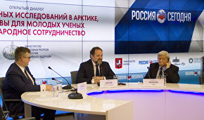 Sergei Donskoi: Meetings with young scientists are very important to us