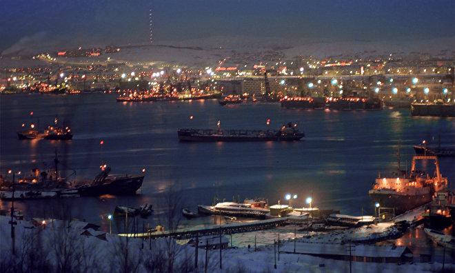Polar nights begin in Murmansk