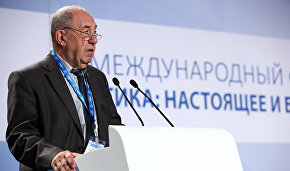 Igor Shpektor, President of the Union of Cities in the Polar Region and the Extreme North