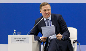 First Deputy Governor of the Murmansk Region Alexei Tyukavin