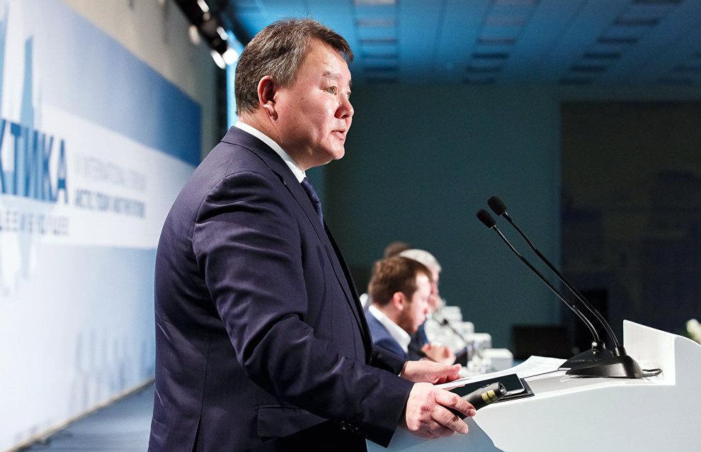 Первый заместитель председателя правительства республики Алексей Стручков