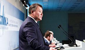 First Deputy Prime Minister of Yakutia Alexei Struchkov