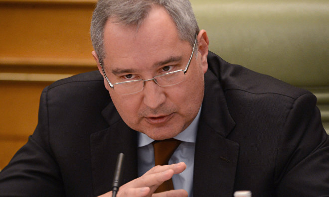 Rogozin slams government agencies drafting Arctic development programs