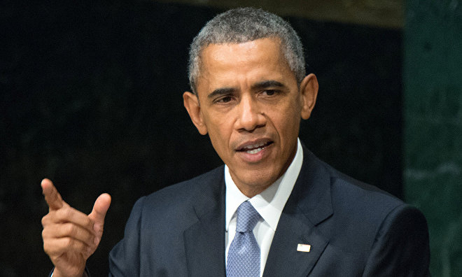 Obama intends to ban the sale of offshore development rights in the Arctic and Atlantic