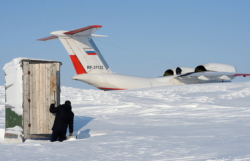 Russian Aerospace Forces plan to rebuild at least four airfields in the Arctic before the end of 2021