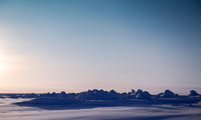 Yaroslavl man cycles to the North Pole