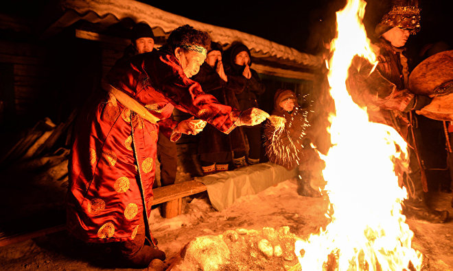 Feeding the Fire Spirit: How do Arctic indigenous peoples spend the New Year holidays?