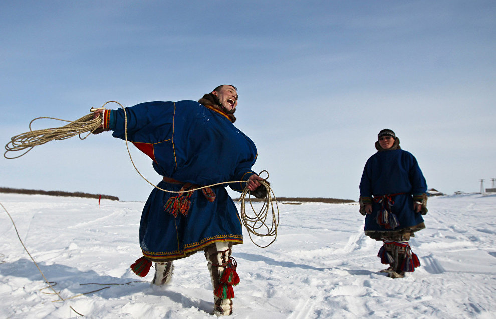 Head of the Russian Association of Indigenous Peoples of the North (RAIPN) suggests modifying the nomad registration system