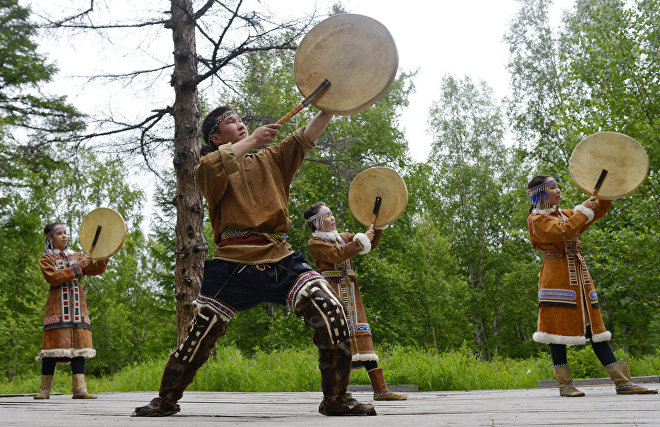 A festival of the indigenous peoples of the North to be held on Sakhalin