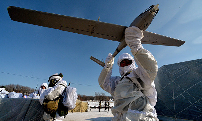 Novosibirsk researchers work on ways to use drones in the Arctic