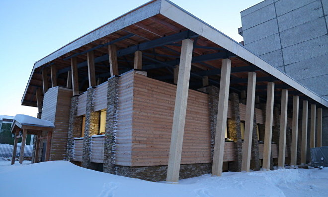 Pasvik Nature Reserve opens a visitor center