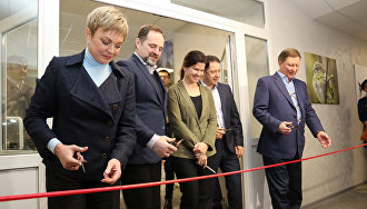 Visitor center opens at the Pasvik Nature Reserve