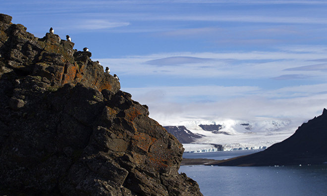 Nikolai Shabalin: New Arctic islands form fairly often