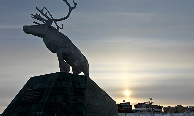 Arctic Odyssey 2017 expedition to study urban heat islands