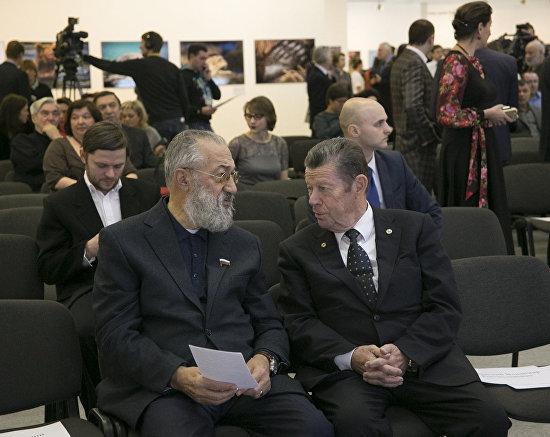 Президент Ассоциации полярников, специальный представитель президента Российской Федерации по международному сотрудничеству в Арктике и Антарктике Артур Чилингаров