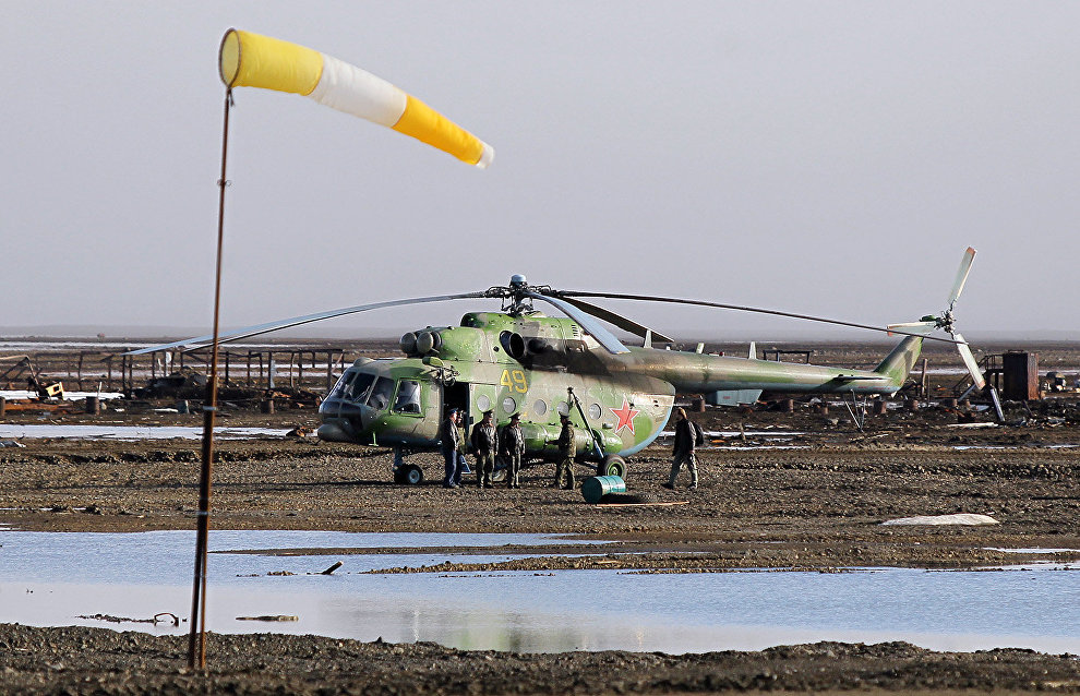 Аэродром Нагурское будет достроен на острове Земля Александры в 2017 году
