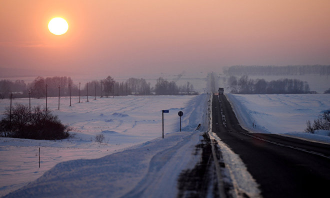 Russian Government to finance construction of the fourth section of the Naryan-Mar-Usinsk road